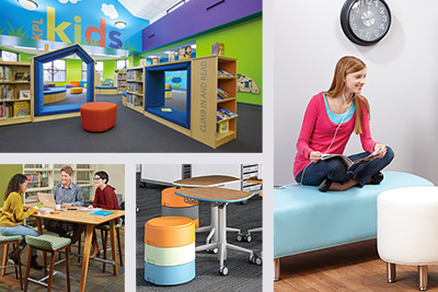 School & Library Products