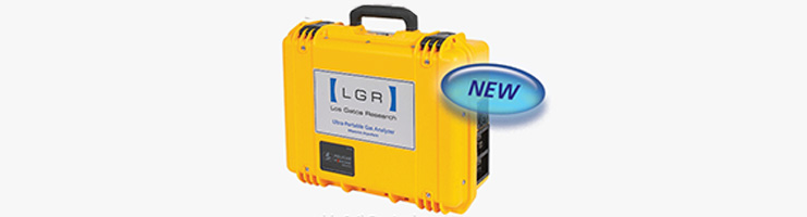 Ultraportable Gas Analyzers
