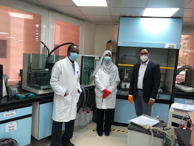 Kjeldahl Nitrogen & Protein Analyzer